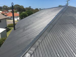 Industrial Roof Restoration